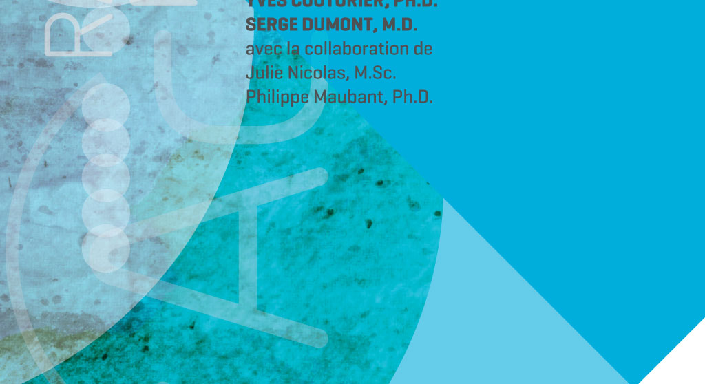 <p>Série développée pour couvertures pour rapports scientiques</p>