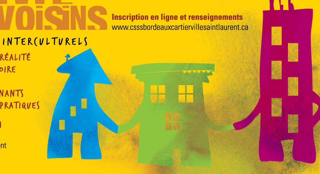 <p>Colloque sur les réalités urbaineset cohabitations interculturelles</p>