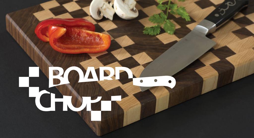 Board Chop, planche à découper