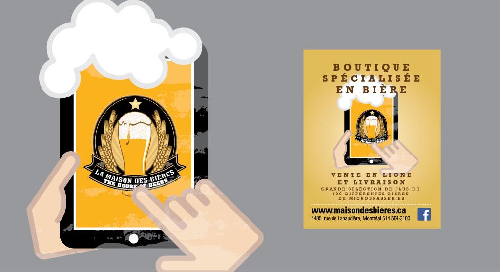 Achat bières en ligne