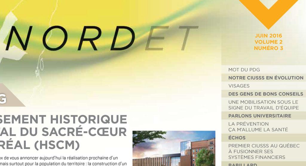 <p>Bulletin Le Nordet</p>