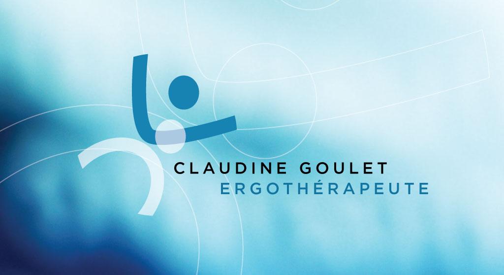 Claudine Goulet, ergothérapeute