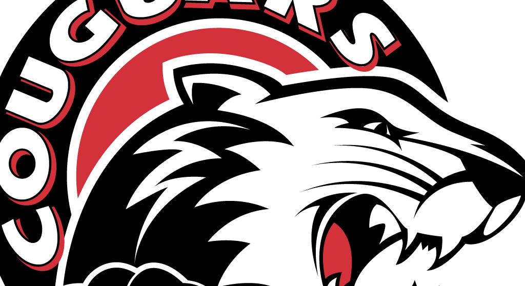 <p>Image créée pur Bodyhype, pour les chandails de la ligue de hockey, 2018, Couguars de St-Hilaire</p>