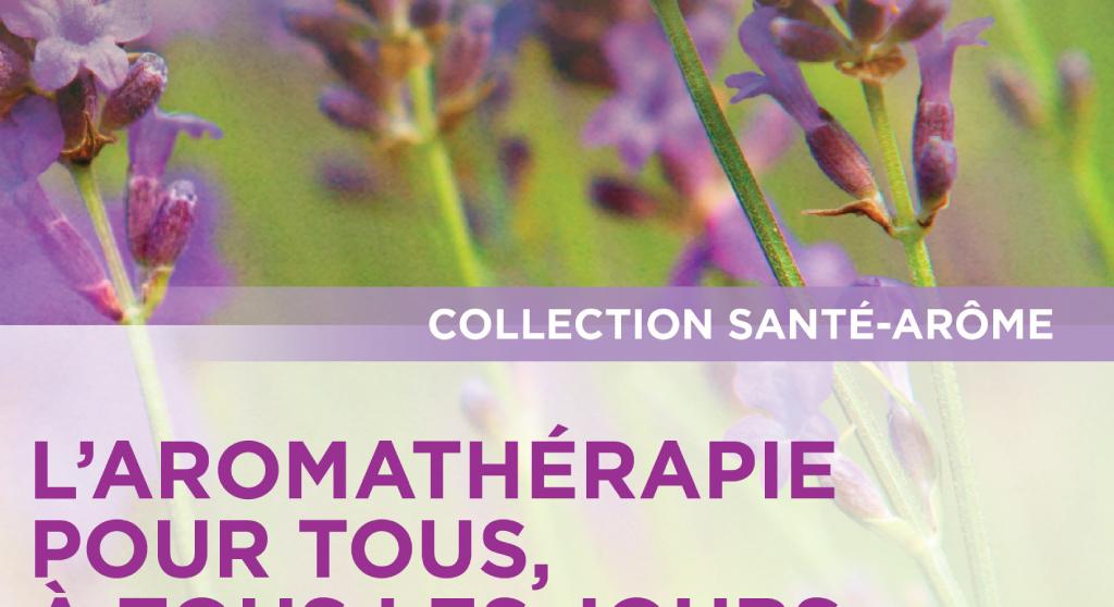 <p>Livres spécialisés en aromathérapie. Couvertures et images éditiques.</p>