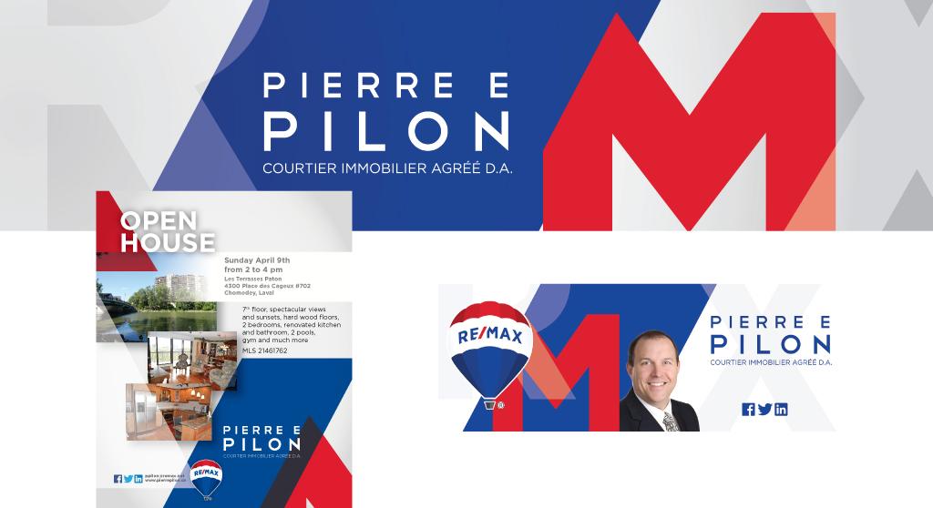 Pierre Pilon, Remax