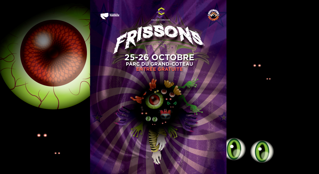 Spectacle Frissons